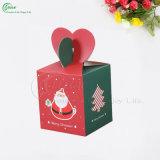 Rectángulos de empaquetado impresos coloridos de Apple de la venta caliente para la Nochebuena (KG-PX073)