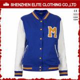 卸し売りカスタム刺繍の綿の学校代表のジャケットの人(ELTBQJ-531)