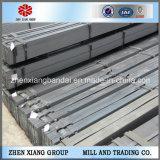 Barre de produit plat de structures métalliques