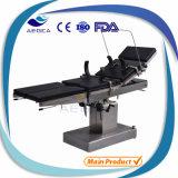 세륨 ISO 조정가능한 유압 외과 극장 병원 수술장 테이블 (AG Ot015)