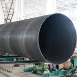 De warmgewalste Grote Buis van het Staal van de Pijp van het Staal Naadloze Pijp Aangepaste die in China wordt gemaakt