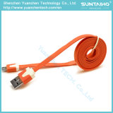 Cable de carga rápido al por mayor del USB para los teléfonos del androide de Samsung