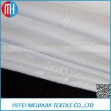 233tc plaine blanc Feather Poof Tissu en coton 100% 63