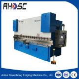 Série da máquina de dobra do CNC de We67k (320t 3200mm) para a indústria de Linght