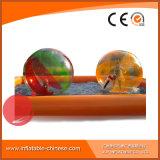 Coloridos agua Burbuja de a pie con bola Tizip Zipper (Z1-004)