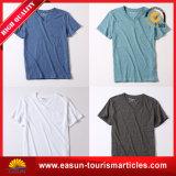 T-shirt blanc en vrac personnalisé personnalisé de bricolage personnalisé (ES3052515AMA)