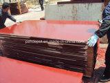 Madera contrachapada marina negra de alta calidad