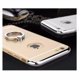 Крышки случая сотового телефона Stent кольца тройчатки гальванизируя подарок ровной холодный
