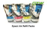 Paquetes originales de la tinta de C/M/Y/Bk/Hdk con la viruta disponible compatible de la tinta