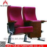 금속 상업적인 나무로 되는 접히는 강당 의자 Yj1204