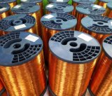 Alambre de aluminio del imán del mejor precio