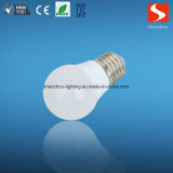 La iluminación LED de bajo precio para la lámpara de cristal E14 E27 B22 3W de la luz de velas LED