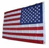 習慣米国はアップリケをつけたフラグ、米国によってに刺繍されたフラグ(B-NF05F06003)