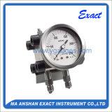 高い静圧の正確に測低い範囲圧力正確に測差動圧力計