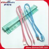 De mobiele Kabel van de Bliksem USB van de Toebehoren van de Telefoon Vlak voor V8