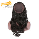 100 humanly Hair Brazilian Body Wave Lace Closure