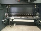 Delem Da52s를 가진 MB8-300t*4000 4 축선 CNC 구부리는 기계