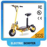 Scooter électrique à deux roues avec skateboard électrique