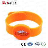 MIFARE più il Wristband del silicone di S 1k RFID NFC