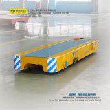 Carrinho de plano de rampa de manuseio de materiais para a indústria pesada