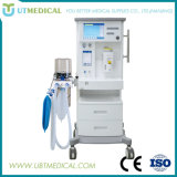 Beweglicher Menschen-/Tierarzt-Anästhesie-Maschinen-Preis mit einem Entlüfter