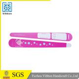 Pulseras de identificación de seguridad de plástico Papel niños