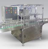 Pequeña máquina de etiquetado de cápsulas de gelatina dura automática