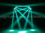 熱い販売の無制限の無限60Wクリー族4in1の洗浄LED移動ヘッド