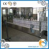 Машина завалки автоматического любимчика или стеклянной бутылки для сока воды