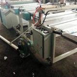 폴리에틸렌 기포 필름 생산 설비의 3개의 층