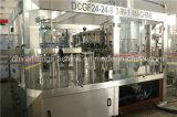 Gekohltes Hightechwasser, das Geräte herstellt