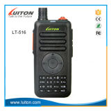 Walkie Talkie Lt-516 Dual Ptt 400-470MHz 16channels Radio Communicator