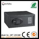 Do hotel chave da segurança de Orbita dois mini caixa segura