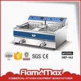 Caixa de Ar Elétrico Industrial Fritadeira para venda (HEF-162)