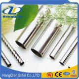 Tisco 201 pipe soudée de l'acier inoxydable 304 430 310S pour l'industrie