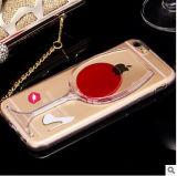 Rotwein-Cup-Handy-Fall für iPhone 5/6/7plus