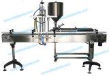 Автоматическая машина завалки бутылки 2 головок для сливк (FLC-200A)