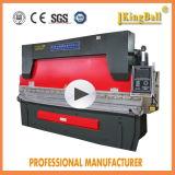 Certificación del CE de la dobladora Wc67y-200/4000 del metal de hoja