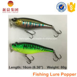 Трудный прикорм рыболовства Popper приманки