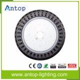 140lm/W alto indicatore luminoso del magazzino dell'indicatore luminoso della baia del UFO LED