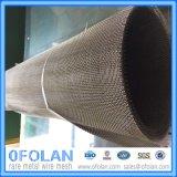 HochtemperaturInconel 625 Nickel Alloy Maschendraht (Ineinander greifen 10) für Figester und Bleacher in der Papierindustrie