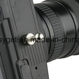 速いローディングのカメラのDSLRのカメラキャノン70d 60d T5I 400d 500d Esg10210のための堅いプラスチックホルスターのウエストベルト速いストラップのバックルボタンの台紙クリップ