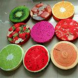 Simulation coussin moelleux en peluche Coussin de fruits