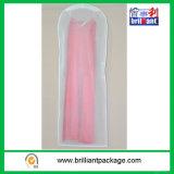 卸し売りPEVAの花嫁カバーまたはウェディングドレスカバーか大きい布の結婚式