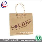 Einkaufstasche-Fertigung-Packpapier-Träger-Beutel