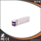 SFP + 10G CWDM Transceptores ópticos 1490nm 80km para rede.
