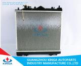 Radiador de alumínio para Mazda 323 Mt com ISO 9001 / Ts16949 Aprovado
