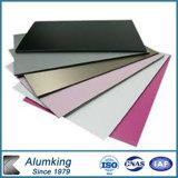 Hochwertige meistgekaufte PVDF Außenzusammengesetzte Aluminiumpanels