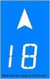 "4.3 "" Stn Hpi 단순한 엘리베이터 LCD 디스플레이"