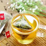 Il supporto e gli intestini di erbe naturali organici del movimento della ciotola puliscono il tè lassativo con il contrassegno privato
